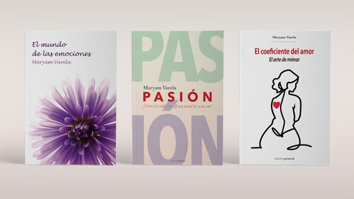 Pasión + El mundo de las emociones + El Coeficiente del Amor